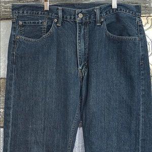 Levi's Strauss blue jeans